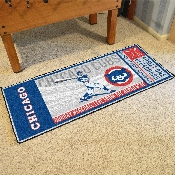 Retro Collection - 1990 - MLB - Chicago Cubs Ticket Runner 30