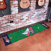 Retro Collection - 1997 - MLB - Los Angeles Angels Putting Green Mat 18