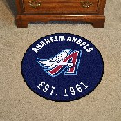 Retro Collection - 1997 - MLB - Los Angeles Angels Roundel Mat 27