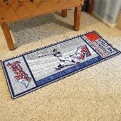 MLB - Anaheim Angels Retro Ticket Runner