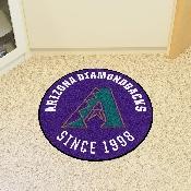 MLB - Arizona Diamondbacks Roundel Mat 27