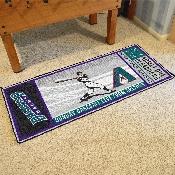 MLB - Arizona Diamondbacks Ticket Runner 30