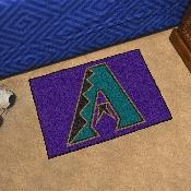 MLB - Arizona Diamondbacks Starter Mat 19