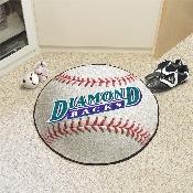 Retro Collection - 1998 - MLB - Arizona Diamondbacks Baseball Mat 27