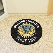Retro Collection - 2000 - MLB - Oakland Athletics Roundel Mat 27