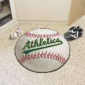 Retro Collection - 2000 - MLB - Oakland Athletics Baseball Mat 27