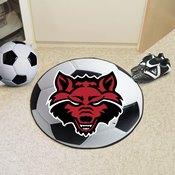 Arkansas State Soccer Ball