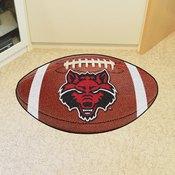 Arkansas State Football Rug 20.5x32.5