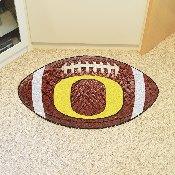 Oregon Football Rug 20.5x32.5