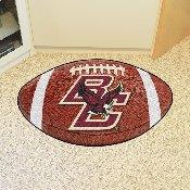 Boston College Football Rug 20.5x32.5