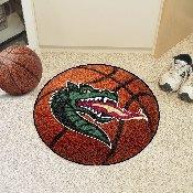 UAB Basketball Mat 27 diameter