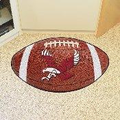 Eastern Washington Football Rug 20.5x32.5