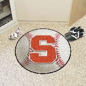 Syracuse Baseball Mat 27 diameter