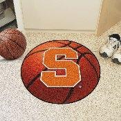 Syracuse Basketball Mat 27 diameter