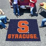 Syracuse Tailgater Rug 5' x 6'