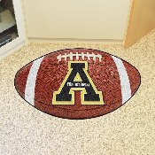 Appalachian State Football Rug 20.5x32.5
