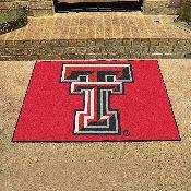 Texas Tech All-Star Mat 33.75x42.5