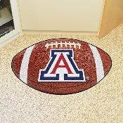 Arizona Football Rug 20.5x32.5