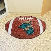 Coastal Carolina Football Rug 20.5x32.5