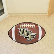 UCF Football Rug 20.5x32.5