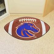 Boise State Football Rug 20.5x32.5
