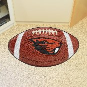Oregon State Football Rug 20.5x32.5