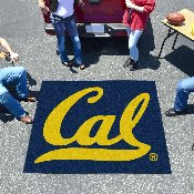 UC Berkeley Tailgater Rug 5'x6'