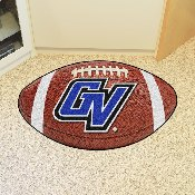 Grand Valley State Football Mat 27 diameter