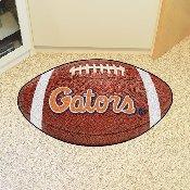 Florida Football Rug 20.5x32.5
