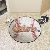 Florida Baseball Mat 27 diameter