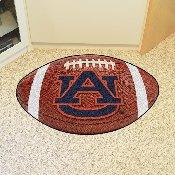 Auburn Football Rug 20.5x32.5