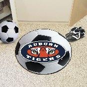 Auburn Soccer Ball