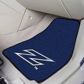 Akron 2-piece Carpeted Car Mats 17x27