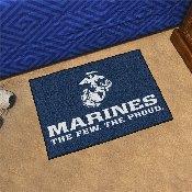 Marines Starter Rug 19x30