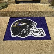 NFL - Baltimore Ravens All-Star Mat 33.75x42.5