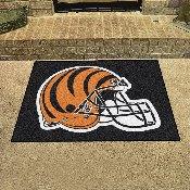NFL - Cincinnati Bengals All-Star Mat 33.75x42.5