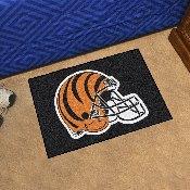 NFL - Cincinnati Bengals Starter Rug 19x30