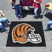 NFL - Cincinnati Bengals Tailgater Rug 5'x6'