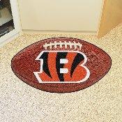 NFL - Cincinnati Bengals Football Rug 20.5x32.5