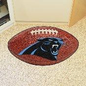 NFL - Carolina Panthers Football Rug 20.5x32.5