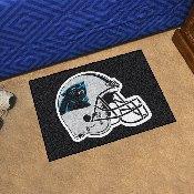 NFL - Carolina Panthers Starter Rug 19x30
