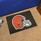 NFL - Cleveland Browns Starter Rug 19x30