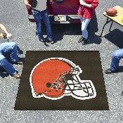 NFL - Cleveland Browns Tailgater Rug 5'x6'