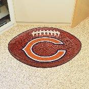 NFL - Chicago Bears Football Rug 20.5x32.5