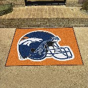 NFL - Denver Broncos All-Star Mat 33.75x42.5