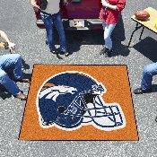 NFL - Denver Broncos Tailgater Rug 5'x6'