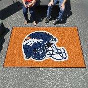 NFL - Denver Broncos Ulti-Mat 5'x8'