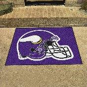 NFL - Minnesota Vikings All-Star Mat 33.75x42.5