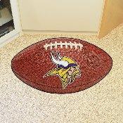 NFL - Minnesota Vikings Football Rug 20.5x32.5