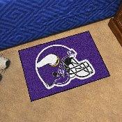 NFL - Minnesota Vikings Starter Rug 19x30